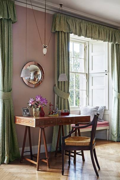 Desk | Carskiey Estate | Real Downton Abbey House