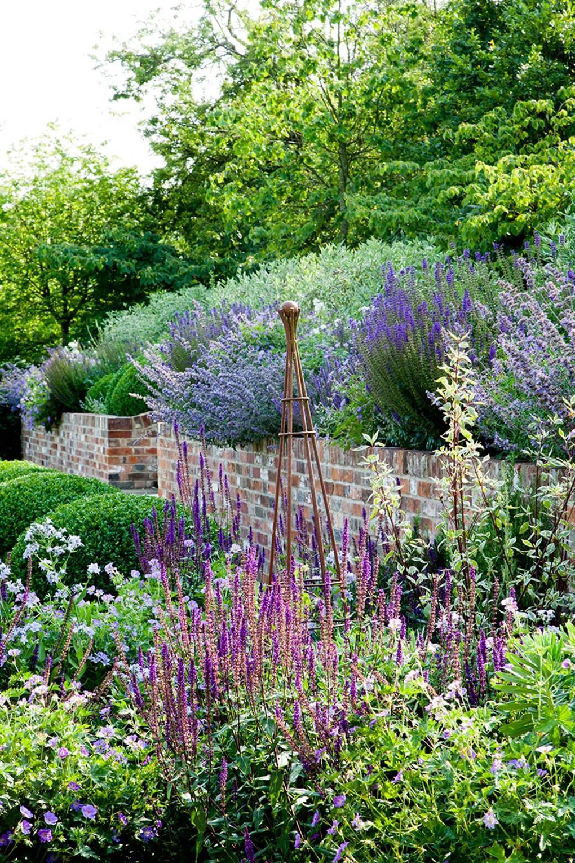 Flower Garden Ideas And Designs Outdoor Spaces House Garden