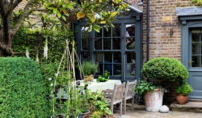 City Gardens City Garden Ideas And Design House Garden