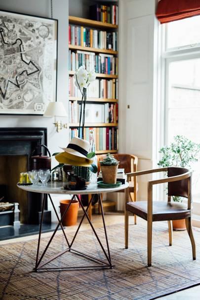 Sitting Area - Artist Flat and Studio