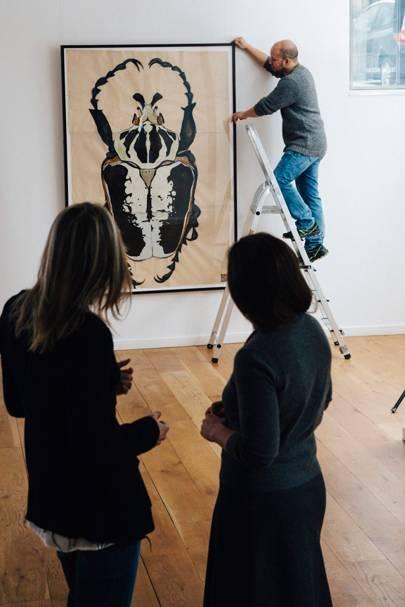 Gallery - Artist Flat and Studio