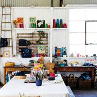 Sarah Campbell, textile designer, UK