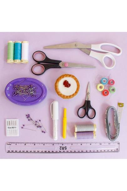 Sewing at Sew Over It