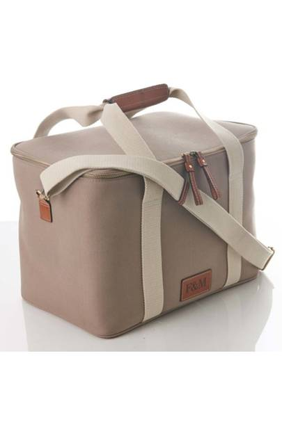 Canvas Cool Bag