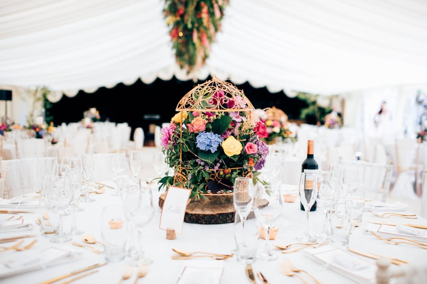 Garden Wedding - Garden Wedding Ideas & Decorations | House & Garden