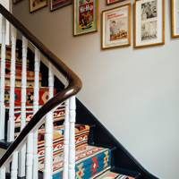 Stairs - Artist Flat and Studio