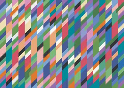 Bridget Riley, until January 26