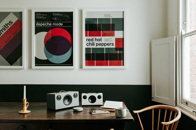 Audio Pro Addon C5 Or C10 Bluetooth Speakers House
