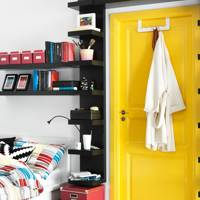 Make a Bookshelf Door