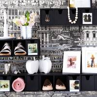 Renovate Drawers Into a Shoe Display