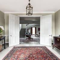 Hallway Double Doors