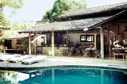 Main Hotel Pool - Uxua Hotel Brazil | Hotels