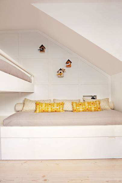 Small Space Built In Bunk Beds