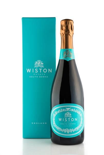 Sparkling wine from Wiston Estate