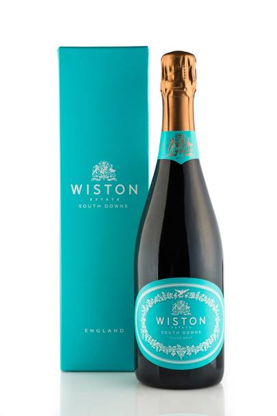Sparkling wine from Wiston Estate