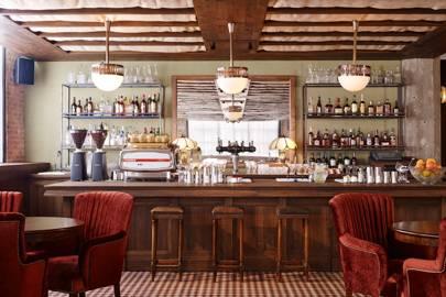 Soho House Chicago: Bar