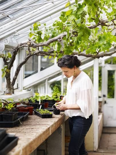 At Home In Wales With Sarah Price, The Garden Designer Who