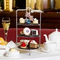 The London Royal Tea: Oscar Wilde Bar at Café Royal