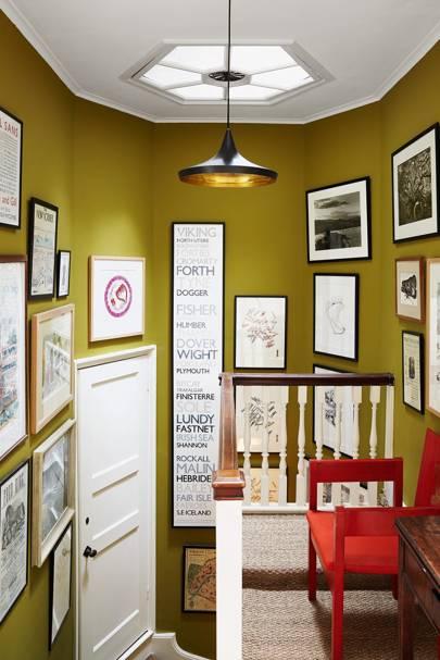 Investiture Chair | Hallway Design Ideas