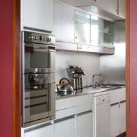 Small Galley Kitchen