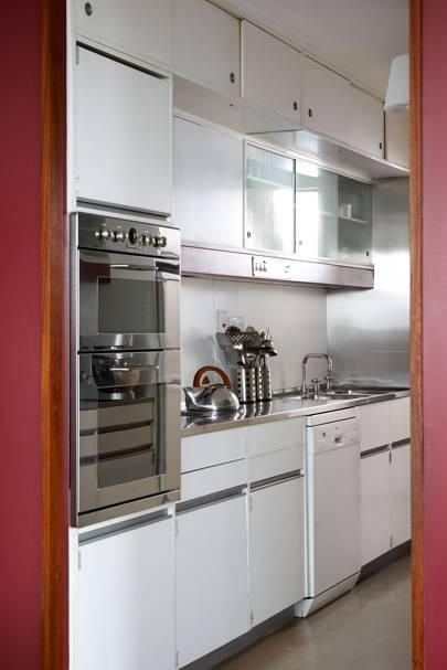 Yacht-inspired Kitchen