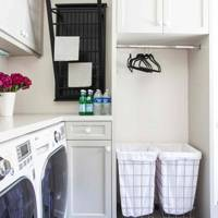 Drying Space - Utility Room Ideas
