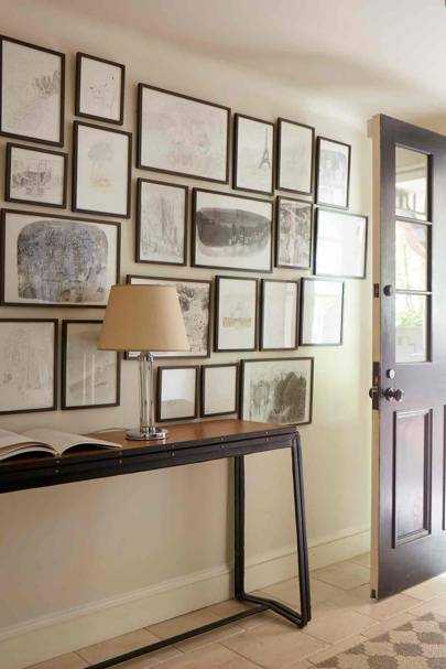 Rita Konig Manhattan House - Picture Wall