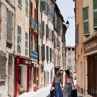 Leaving London for life in Provence, p113