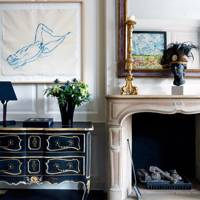 A relaxed luxe Chelsea home