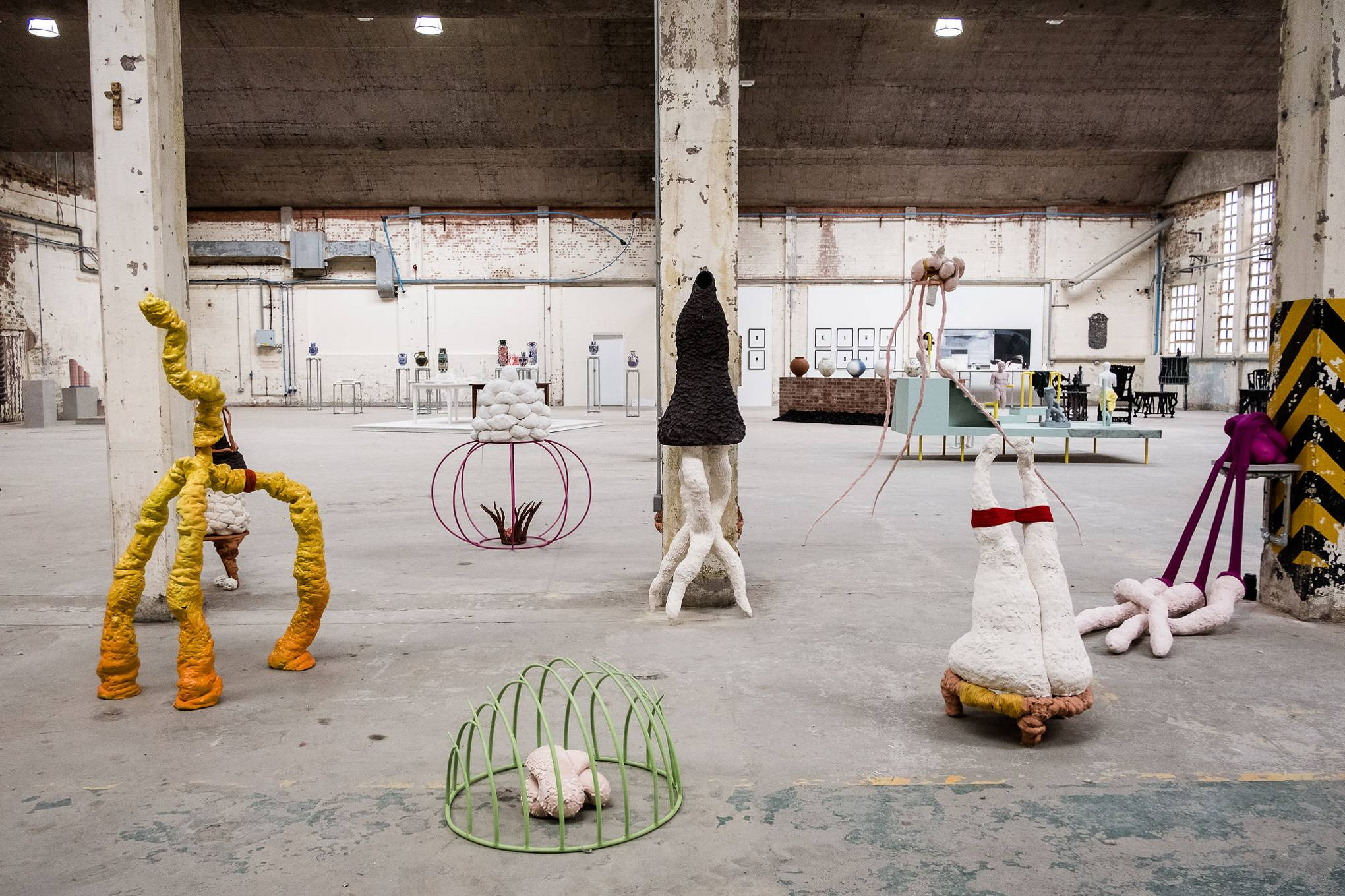 Ten highlights of the British Ceramics Biennial