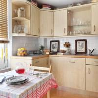 Ikea Wooden Kitchen