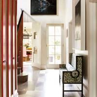 Eclectic Hallway
