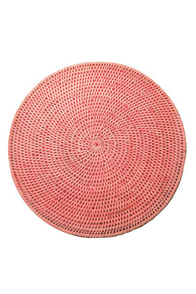 May 22: Kalinko Latha Table Mat in Pink, £12