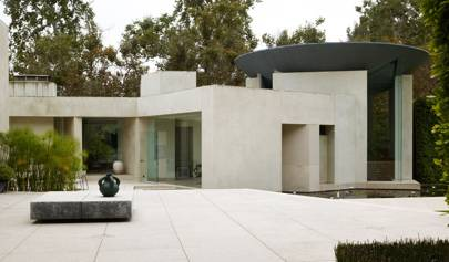 Interior Designer To Steven Spielberg, George Clooney And The Obamas,  Inside Michael S Smithu0027s Modernist LA Home