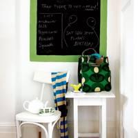 Paint a Chalkboard