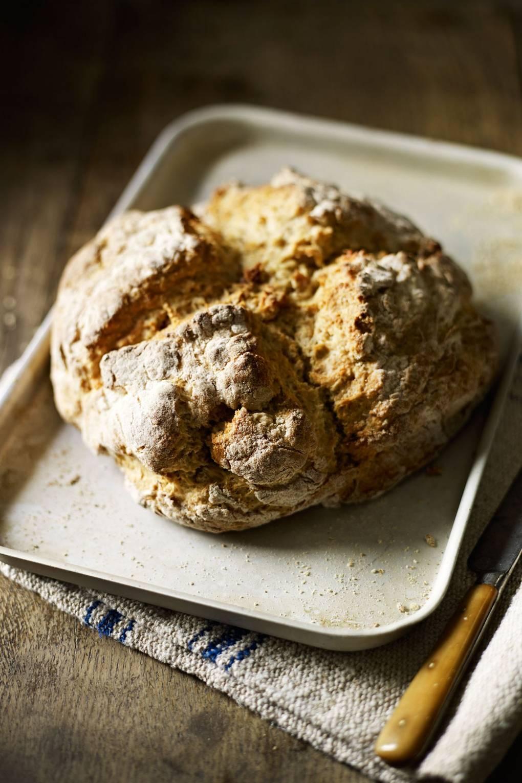 Soda Bread with Bacon - Easy & Healthy Recipes   House & Garden