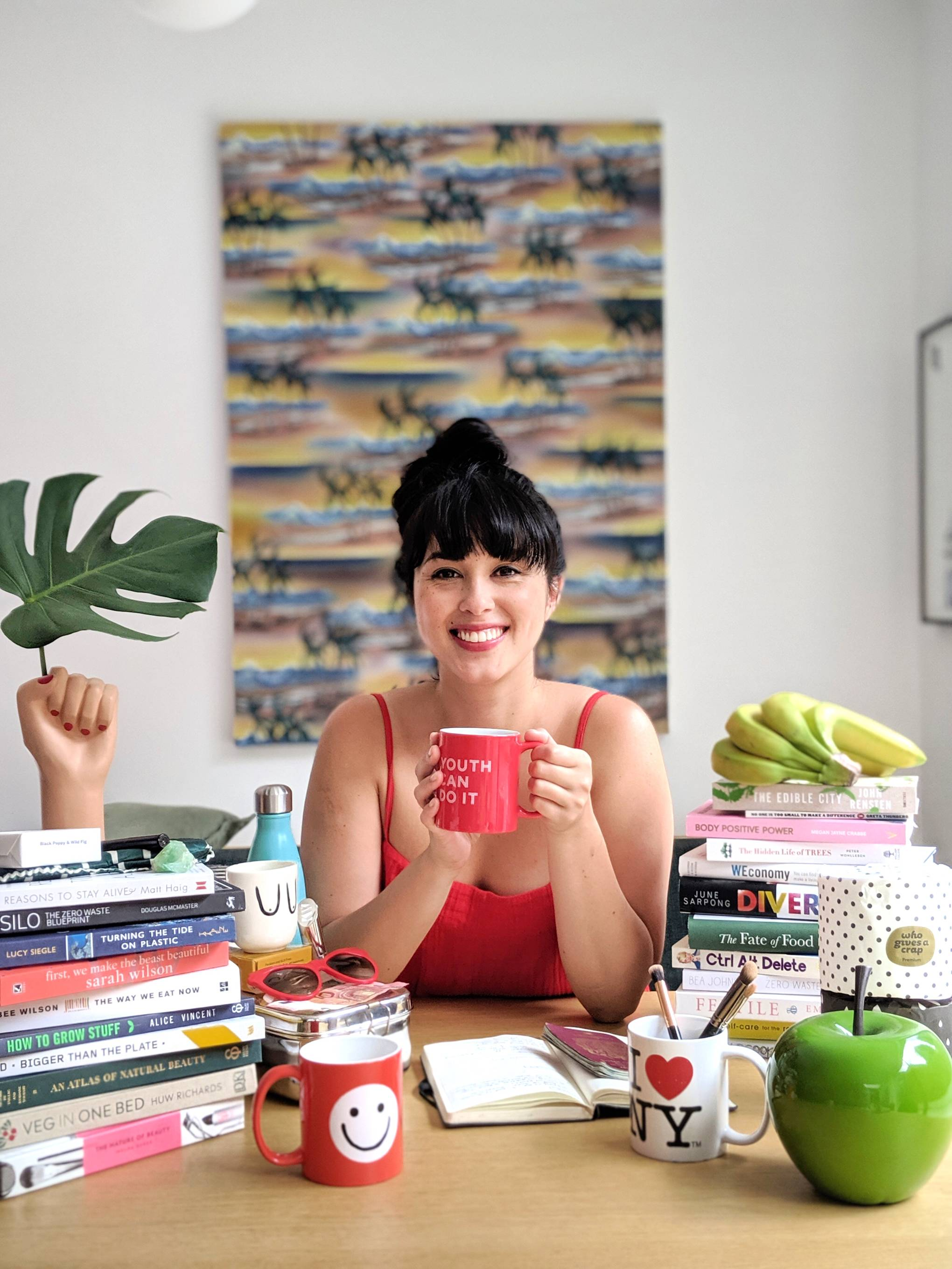 Melissa Hemsley is embarking on a series of discussions exploring sustainable living