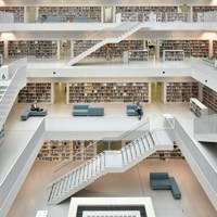 Stadtbibliothek Stuttgart, Germany