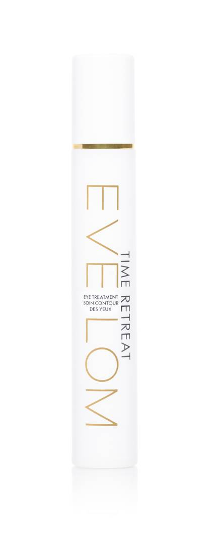 March 22: EVE LOM Time Retreat Eye Treatment 15ml, £50.00