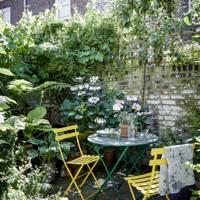 Small garden ideas & small garden design | House & Garden