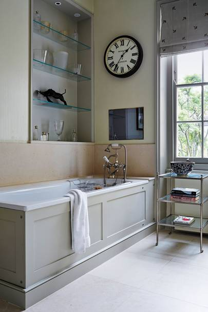 Small bathroom ideas and small bathroom designs house - White bathroom ideas photo gallery ...