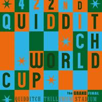 The 422nd Quidditch World Cup