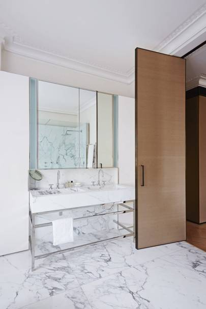 Peter mikic elle decor bathrooms