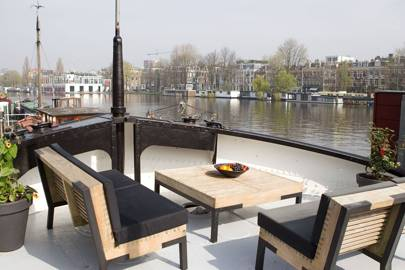 Amstel River Houseboat GP