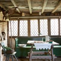 Parlour - Tudor House | Real Homes