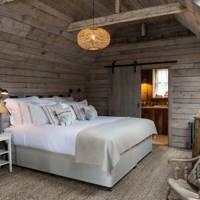 Rustic Cabin Bedroom