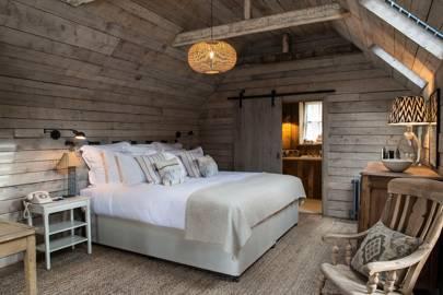 Soho Farmhouse: Rustic Bedroom
