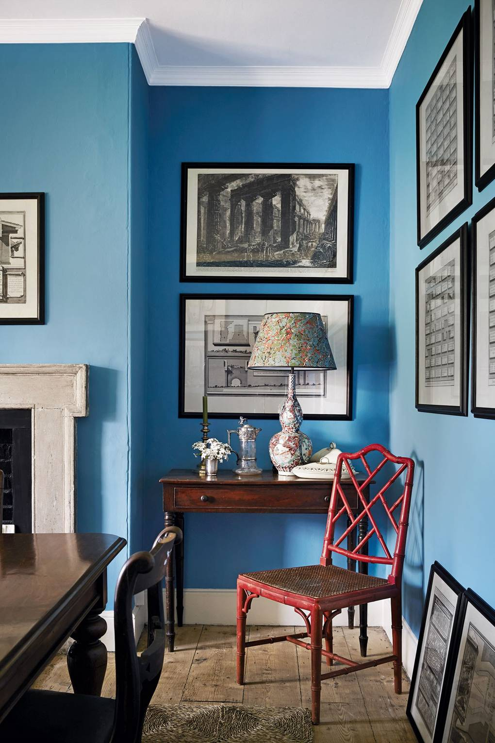 Farrow and Ball paint colours in real homes | House & Garden