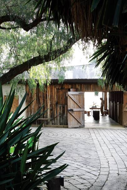 Stables Exhibition Space - Segera Retreat Kenya
