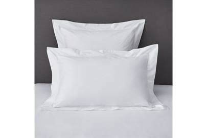 January 23: The White Company Pair of Savoy Pillowcases, £50